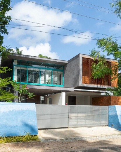 Manjadi House of the bead tree