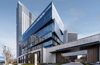 Wenzhou Vanke Times Center