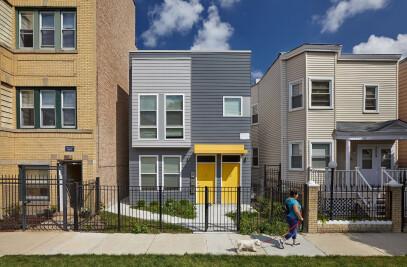 IFF Access Housing