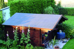 Firestone RubberCover EPDM - Garden shed