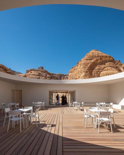 Desert X AlUla Visitor Centre