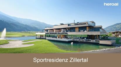 Sportresidenz Zillertal in Uderns | heroal references