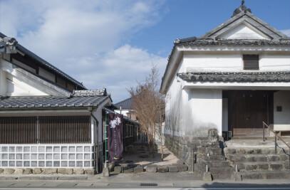COURTYARD for YAMAGUCHI SAKE BREWERY
