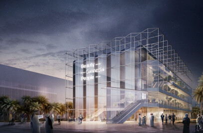 Dubai EXPO 2020: Italy Pavilion Proposal