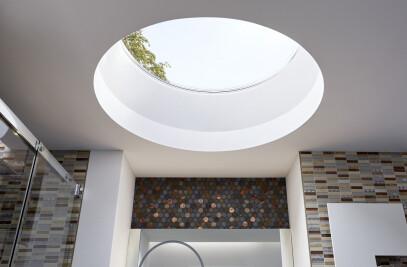 LAMILUX Glass Skylight F100 Circular