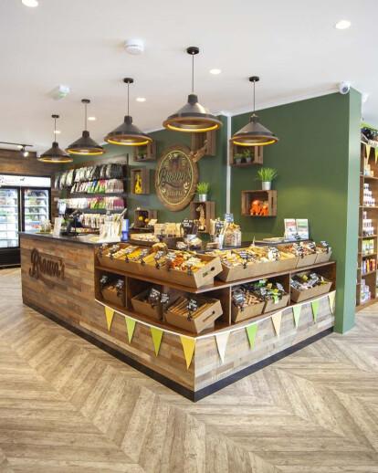 Brown's Natural Pet Store