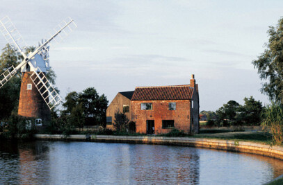 Hunsett Mill