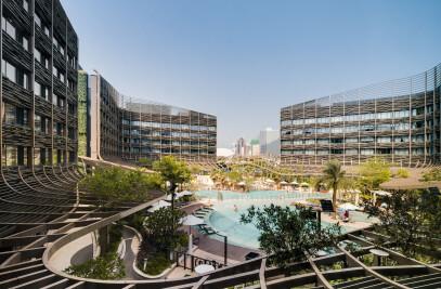 Ocean Park Marriott Hotel