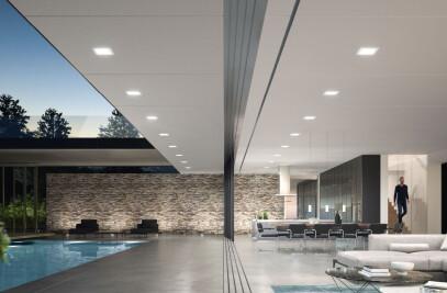 Licht für Haus und Garten