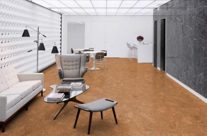 Cork Prefinished Flooring
