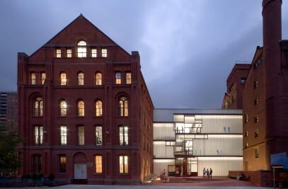 Pratt Institute, Higgins Hall Insertion