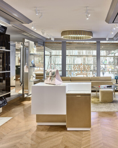 Delvaux New York Flagship