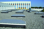 Firestone RubberGard EPDM balasted system