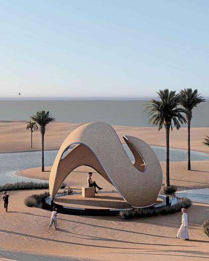 Sandy-Darak Pavilion