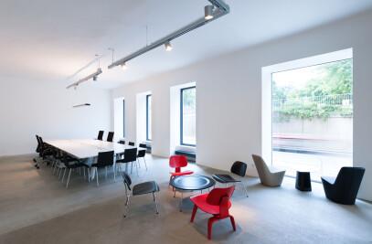 Space for IG-Architektur