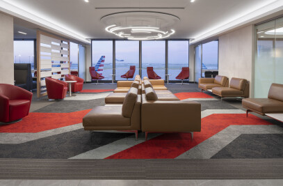 American Airlines Admirals Club + Flagship Lounge