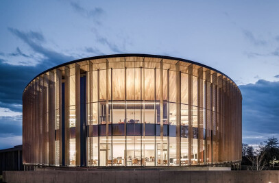 Cruzen-Murray Academic Library