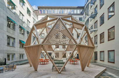 Timber Dome