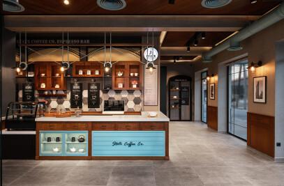 State Coffee Co. Espresso Bar