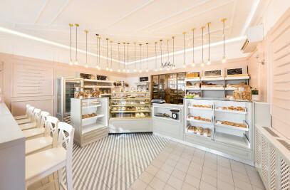Interior Design Artelier Artisanal Bakery