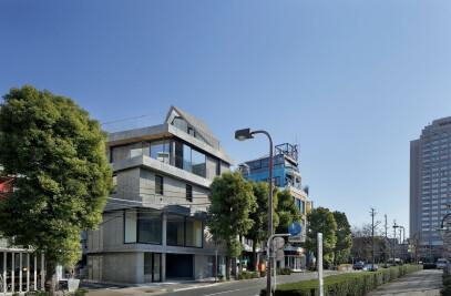 Folding Roof House