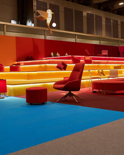 VIP Lounge at ARCO Madrid 2020