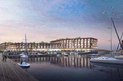 Livorno Masterplan Porta a Mare