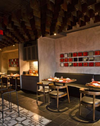 The Orient Chain of Restaurants