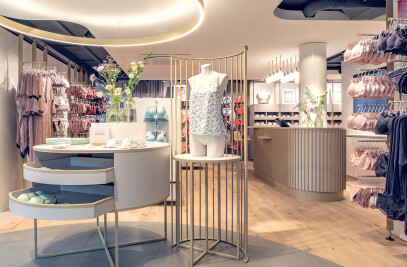 New Retail Store Concept
