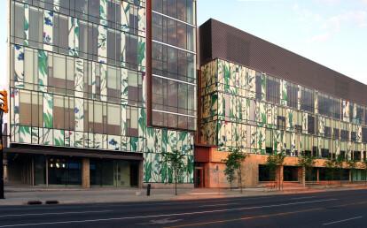 University of Waterloo Pharmacy Building