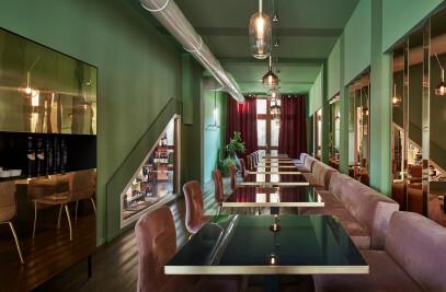 CASTELLI IN ARIA – Ristorante e cocktail bar