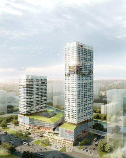 International New Town Jinan