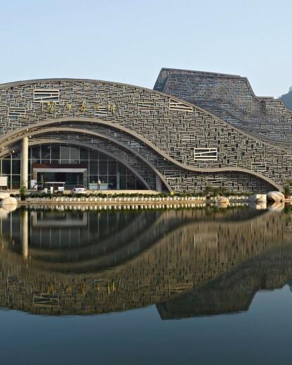 Liuzhou stones Exhibition