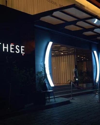 Restaurant La Parenthese