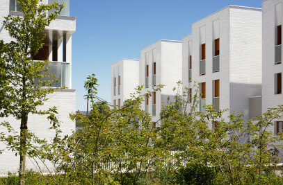 53 social housing units in Tours
