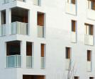 Social housing-units in Tours, Atelier du Pont
