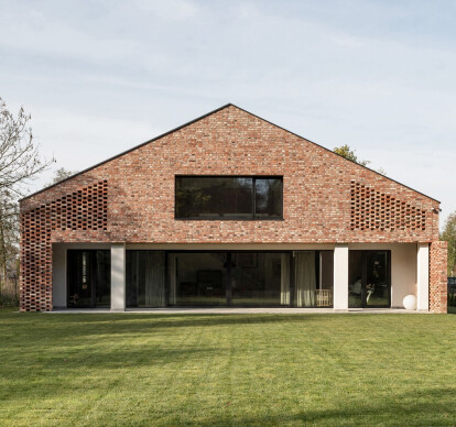Old Brick New House