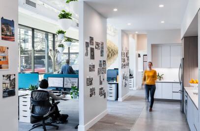Britt Design Group WELL Offices