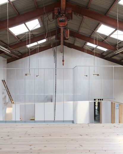 Warehouse Renovation