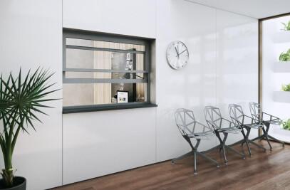 MB-SLIDER WINDOW - sliding window system