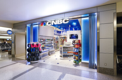 CNBC Smartshop at LAX
