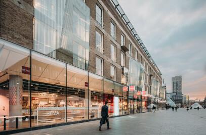 18 Septemberplein renovation
