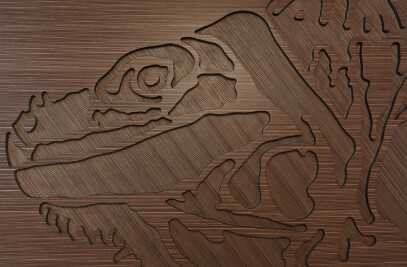 "Art Object ""Iguana"""