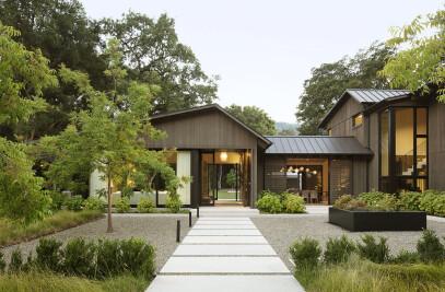 Oak Woodland Residence