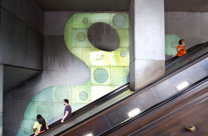 Farragut North Metro Station