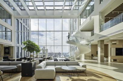 Deloitte Prague office