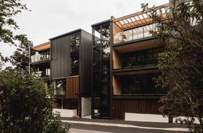Betts Luxury Apartments