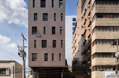 High Line Park Building