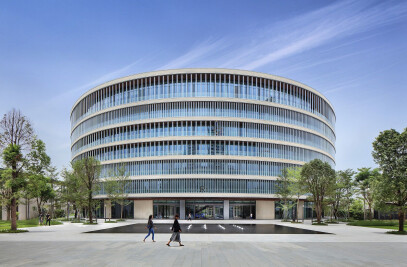 vivo Headquarters in Dongguan