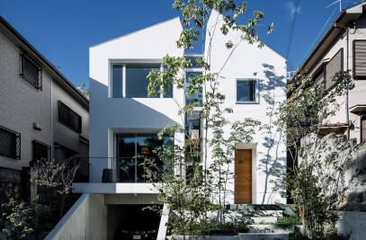 Crevass Haus